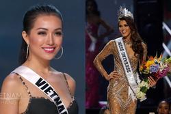 Bản tin Hoa hậu Hoàn vũ 30/1: Ngày này năm xưa, Lệ Hằng thua Iris Mittenaere không còn gì để nói