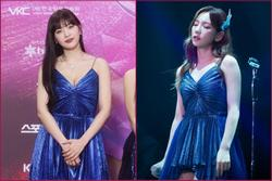 Fan xôn xao chuyện 'chị em mượn đồ': Joy (Red Velvet) diện váy tại Seoul Music Awards 2020 'đụng hàng' Taeyeon (SNSD)
