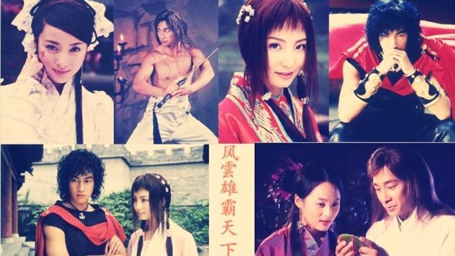 Không phải con đẻ của Kim Dung hay Cổ Long, 4 phim kiếm hiệp này vẫn hot xình xịch-3