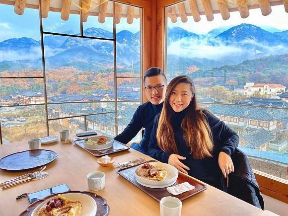 Ngoại hình thay đổi chóng mặt của em gái Trấn Thành sau 2 năm lấy chồng ngoại quốc-6