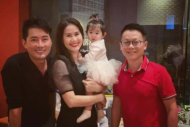 Tăng Thanh Hà dự sinh nhật con gái Thân Thúy Hà-9