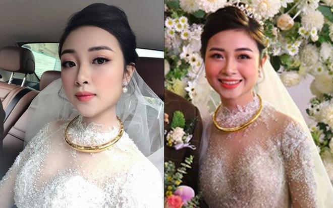 Bạn gái Văn Lâm, vợ Duy Mạnh, Văn Đức trong ảnh được tag và tự đăng-1