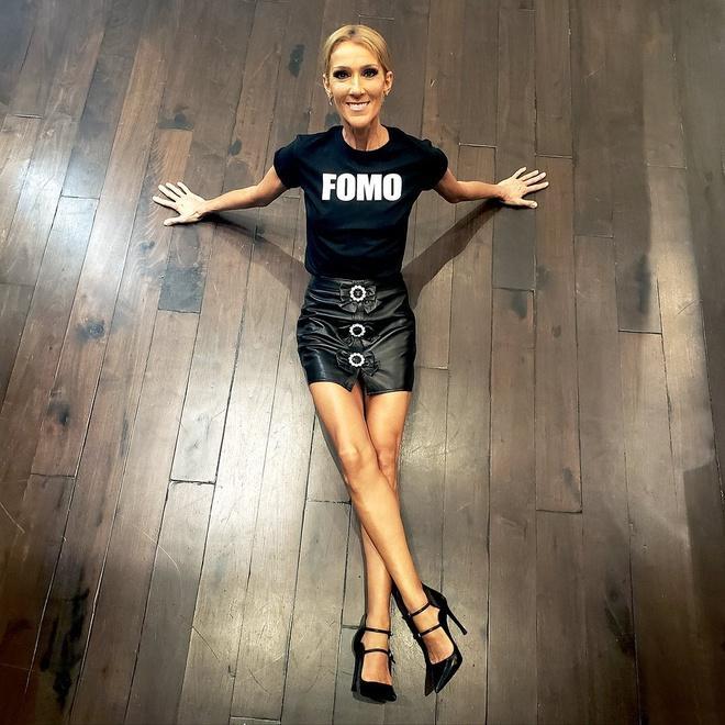 Celine Dion gầy gò đáng báo động-3