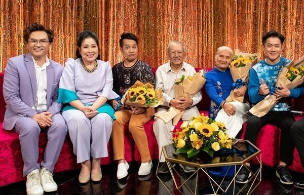 Lặng người trước ký ức khó quên về nghệ sĩ Lê Bình và Anh Vũ-1