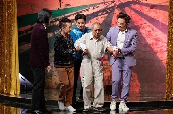 Lặng người trước ký ức khó quên về nghệ sĩ Lê Bình và Anh Vũ-2