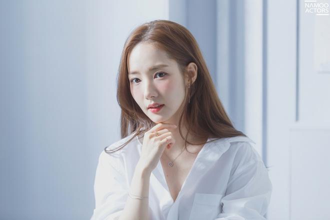 'Nữ hoàng dao kéo' Park Min Young hóa gái quê trong phim mới-2