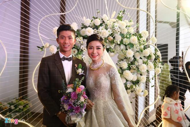 Phan Văn Đức cảm ơn và gọi vợ là idol sau lễ cưới-2