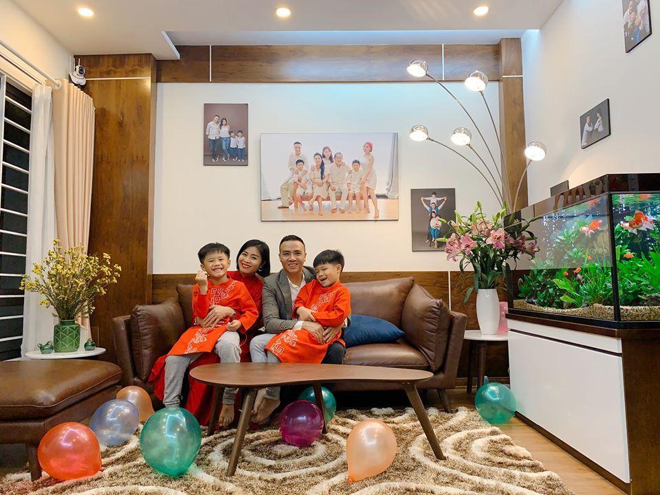 Gần 5 tháng khoe tậu nhà mới tiền tỷ, MC Hoàng Linh lần đầu hé lộ về nơi ở siêu to khổng lồ-3