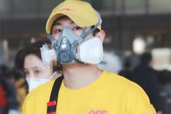 Sao Hoa ngữ đeo khẩu trang, tích cực tuyên truyền phòng chống virus corona