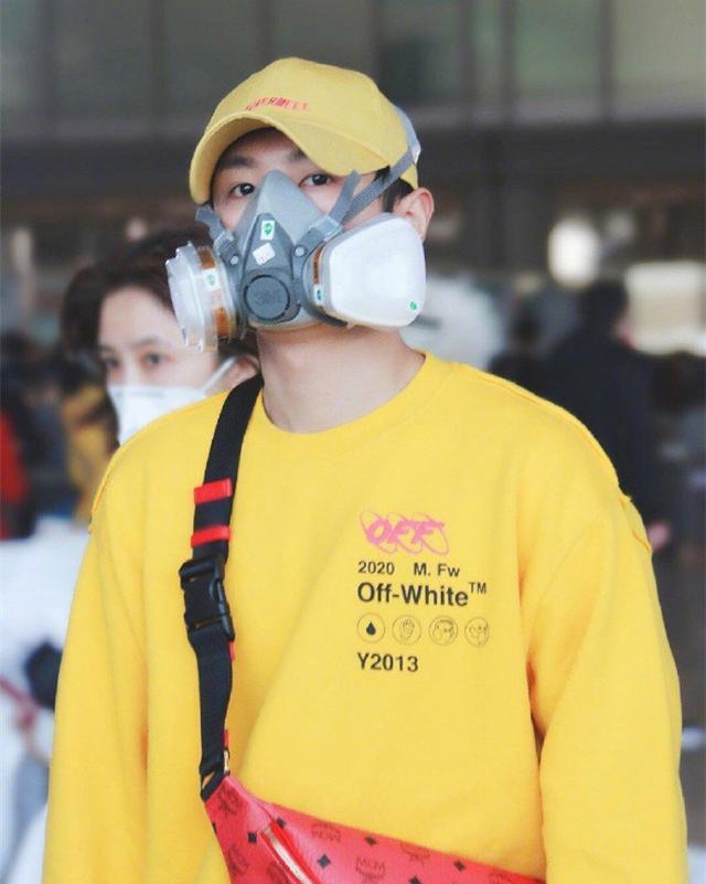 Sao Hoa ngữ đeo khẩu trang, tích cực tuyên truyền phòng chống virus corona-2