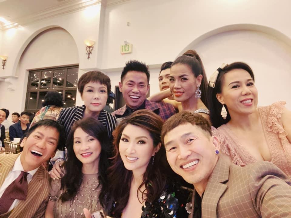 Việt Hương, Hồng Đào dự đám cưới Xuân Lan ở Mỹ-2