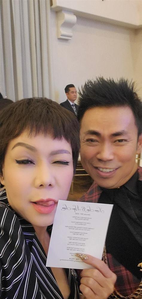 Việt Hương, Hồng Đào dự đám cưới Xuân Lan ở Mỹ-3