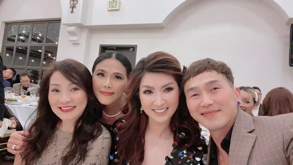 Việt Hương, Hồng Đào dự đám cưới Xuân Lan ở Mỹ-4