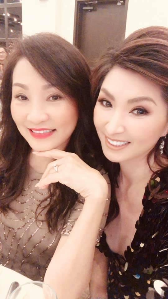 Việt Hương, Hồng Đào dự đám cưới Xuân Lan ở Mỹ-6