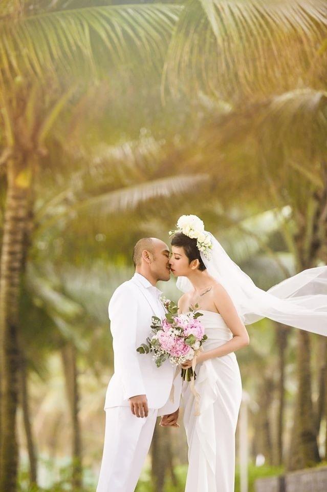 Việt Hương, Hồng Đào dự đám cưới Xuân Lan ở Mỹ-9