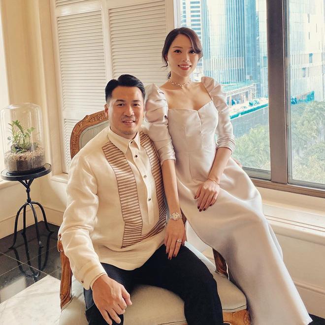 Phillip Nguyễn tung ảnh bên chồng Hà Tăng, Linh Rin lập tức có hành động đánh dấu chủ quyền-3