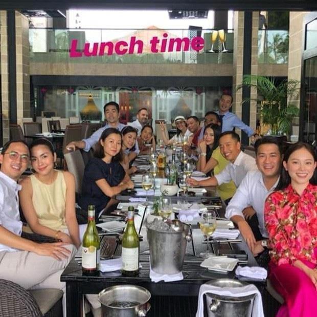 Phillip Nguyễn tung ảnh bên chồng Hà Tăng, Linh Rin lập tức có hành động đánh dấu chủ quyền-1