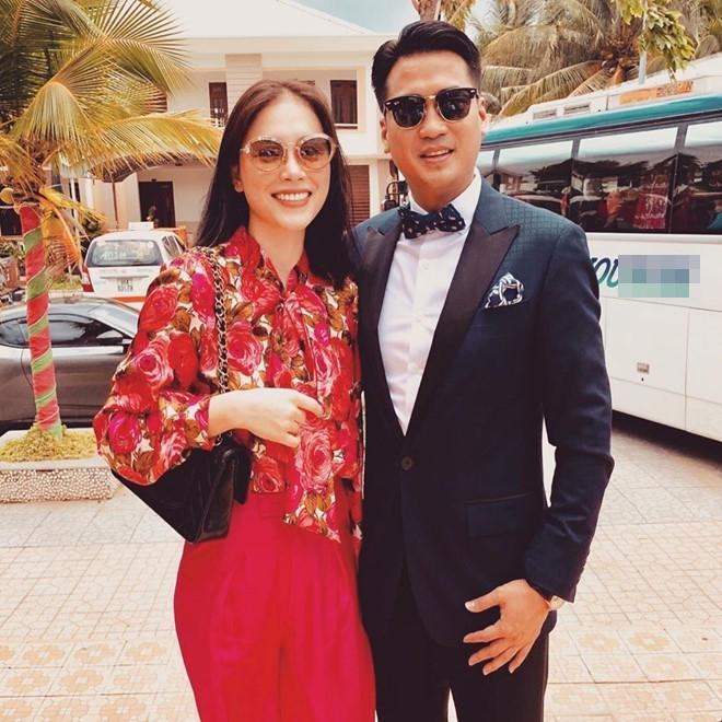 Phillip Nguyễn tung ảnh bên chồng Hà Tăng, Linh Rin lập tức có hành động đánh dấu chủ quyền-4