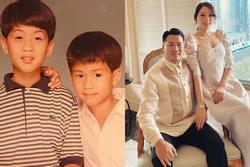 Phillip Nguyễn tung ảnh bên chồng Hà Tăng, Linh Rin lập tức có hành động đánh dấu chủ quyền