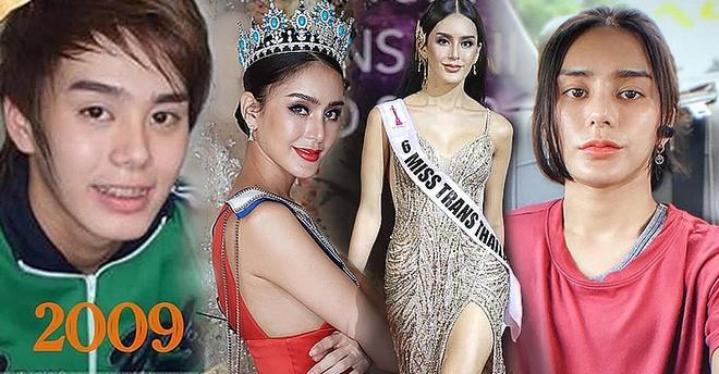 Cuộc sống của Hoa hậu chuyển giới Thái Lan sau khi trở lại làm đàn ông-2