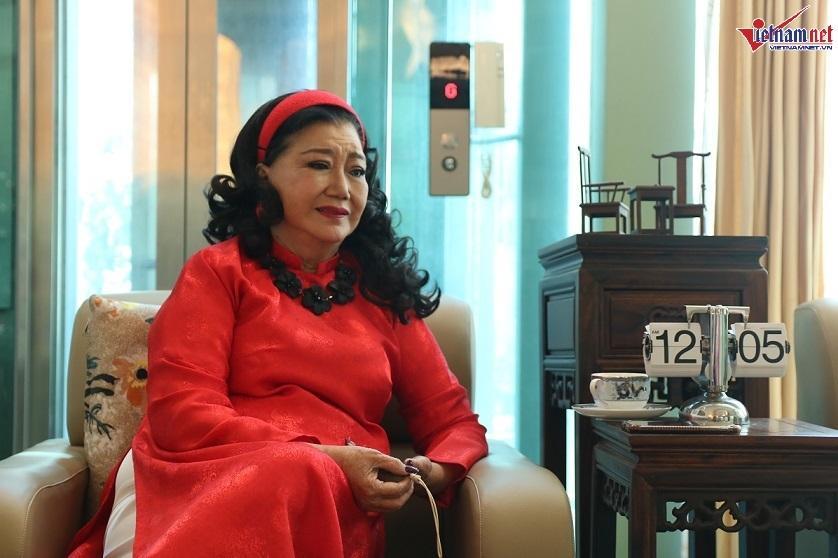 NSND Kim Cương: Đổ vỡ hôn nhân là do lỗi của tôi-1