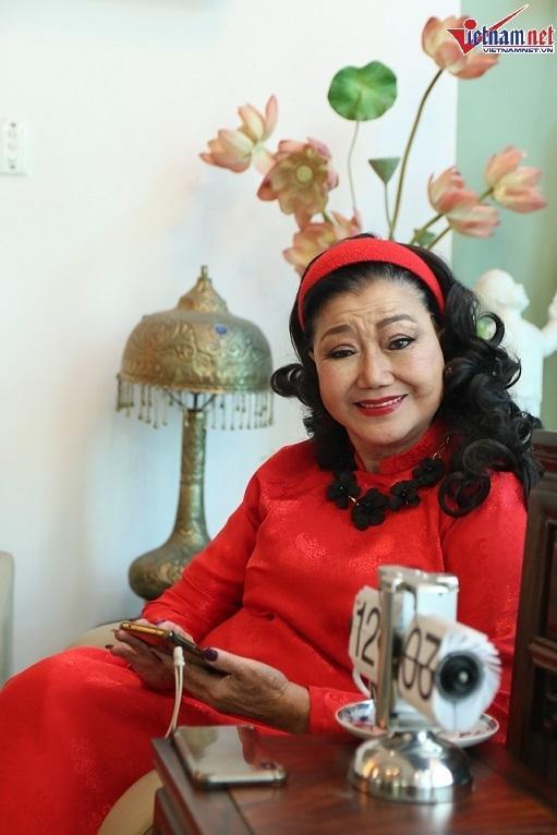 NSND Kim Cương: Đổ vỡ hôn nhân là do lỗi của tôi-3