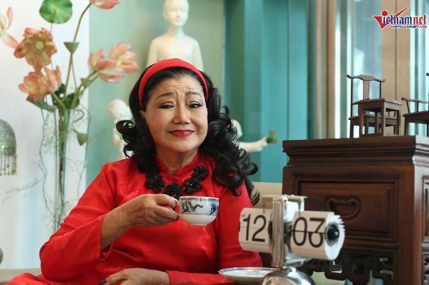 NSND Kim Cương: Đổ vỡ hôn nhân là do lỗi của tôi-4