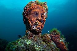 Thành cổ La Mã chìm sâu ở đáy biển