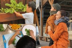 Đâu phải ngồi mát ăn bát vàng, con trai Tăng Thanh Hà tự chuẩn bị bữa tối dù chưa đầy 5 tuổi