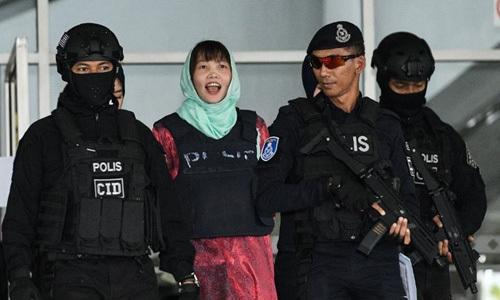 Vụ án Đoàn Thị Hương ám sát Kim Chol được dựng phim-1