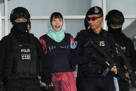 Vụ án 'Đoàn Thị Hương ám sát Kim Chol' được dựng phim