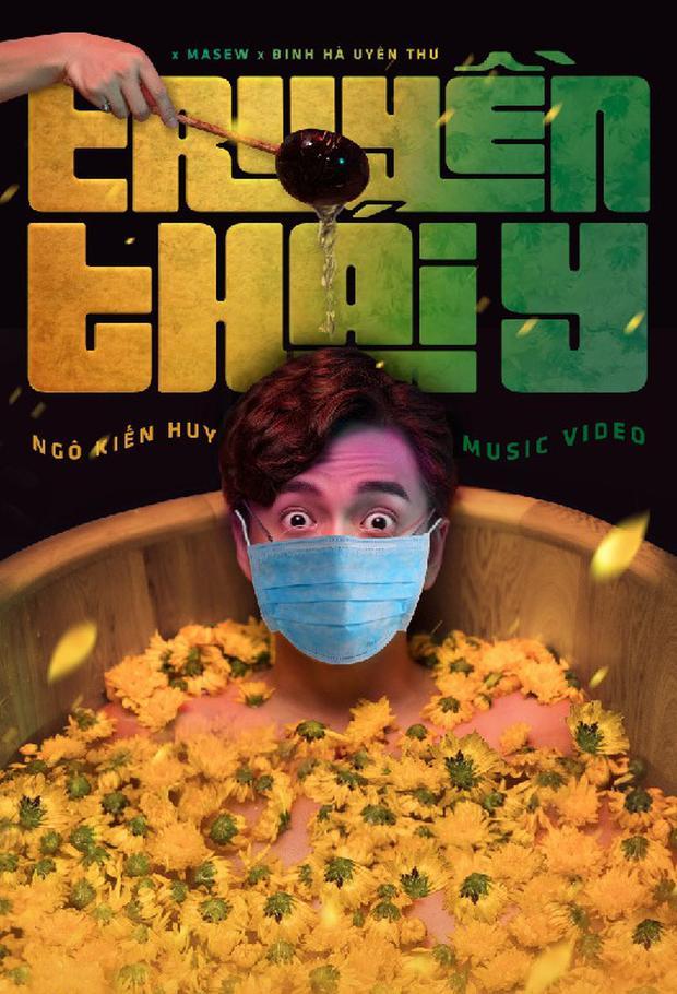 Designer cà khịa cả V-pop khi chế poster về đại dịch virus Corona-3