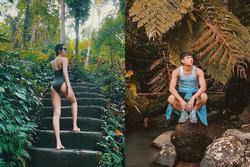 Liên tục check-in tại Bali, có thật là Bảo Anh và Isaac đang bí mật hẹn hò?