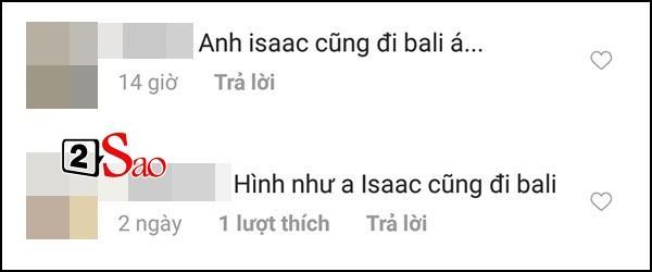 Liên tục check-in tại Bali, có thật là Bảo Anh và Isaac đang bí mật hẹn hò?-9