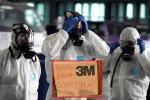Cơn khát khẩu trang tăng cao trong dịch virus corona, chợ thuốc lớn nhất Hà Nội như ngày tận thế-9