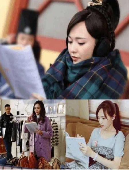 Diễn viên Hoa ngữ học thuộc lời thoại dày cả quyển như thế nào-6