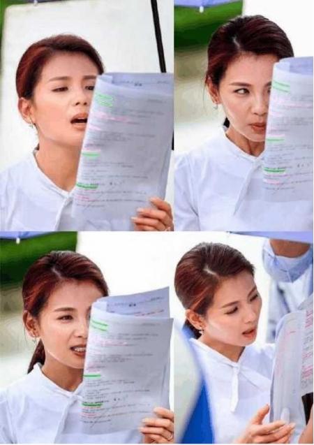 Diễn viên Hoa ngữ học thuộc lời thoại dày cả quyển như thế nào-7