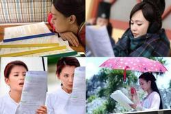 Bóc mẽ bí quyết học thuộc lời thoại dày cả quyển của dàn sao Hoa ngữ