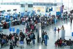 Tình trạng ở các sân bay lớn kể từ đại dịch virus corona