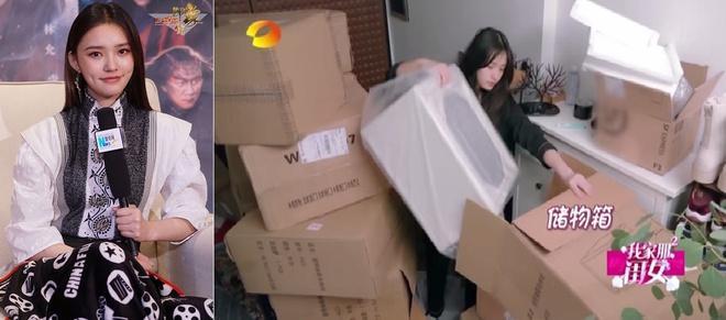 Giai nhân của Châu Tinh Trì bị chê ở bẩn, để nhà như bãi rác-3