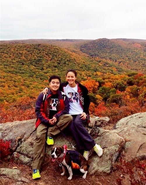 4 năm bên nhau của Tuyết Lan và chồng cũ-1