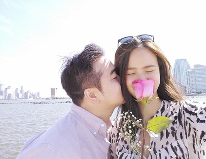 4 năm bên nhau của Tuyết Lan và chồng cũ-4