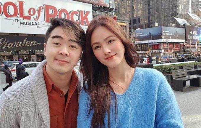 4 năm bên nhau của Tuyết Lan và chồng cũ-8