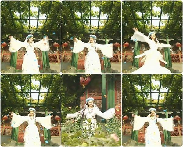 GÓC ĐÀO MỘ: Điệu múa gọi bướm của Hàm Hương Lưu Đan không ai có thể thay thế-3