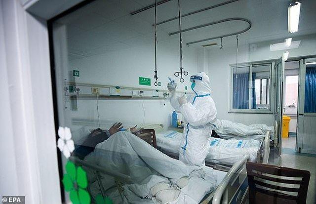 Trung Quốc chữa khỏi 243 bệnh nhân nhiễm virus corona, 20 bệnh nhân vui mừng xuất viện-3