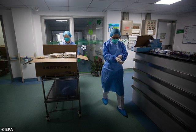 Trung Quốc chữa khỏi 243 bệnh nhân nhiễm virus corona, 20 bệnh nhân vui mừng xuất viện-4