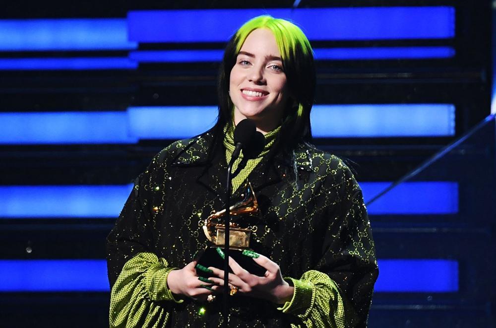 Billie Eilish 18 tuổi – hiện tượng mới của làng nhạc thế giới-1