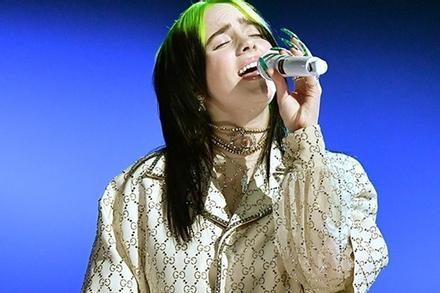 Billie Eilish 18 tuổi – hiện tượng mới của làng nhạc thế giới