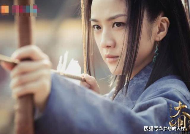 Khi đại hoa trở về truyền hình: Trái ngược Châu Tấn, Thang Duy hứng phải rổ gạch đá vì diễn xuất tệ hại-6