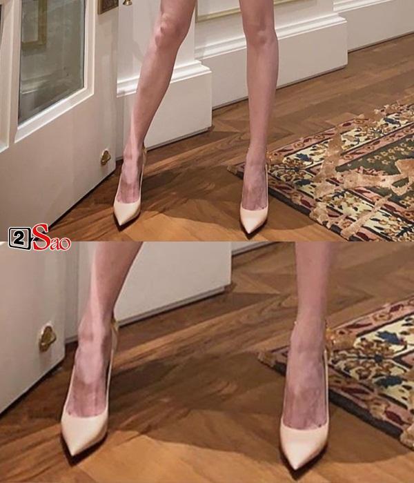 Ngọc Trinh khoe dáng trong biệt thự triệu đô, dân mạng khiếp vía khi nhìn chân cô ấy-2